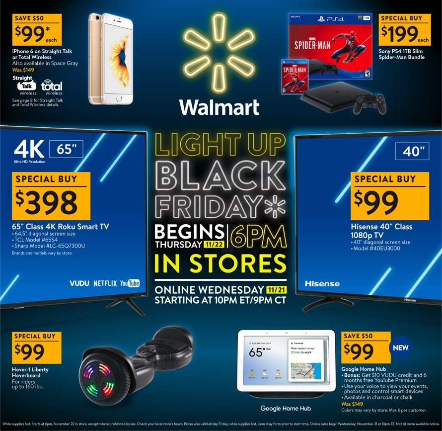 a244aa0189c9 Walmart Black Friday 2018 Ad, Deals and Sales - Savings.com