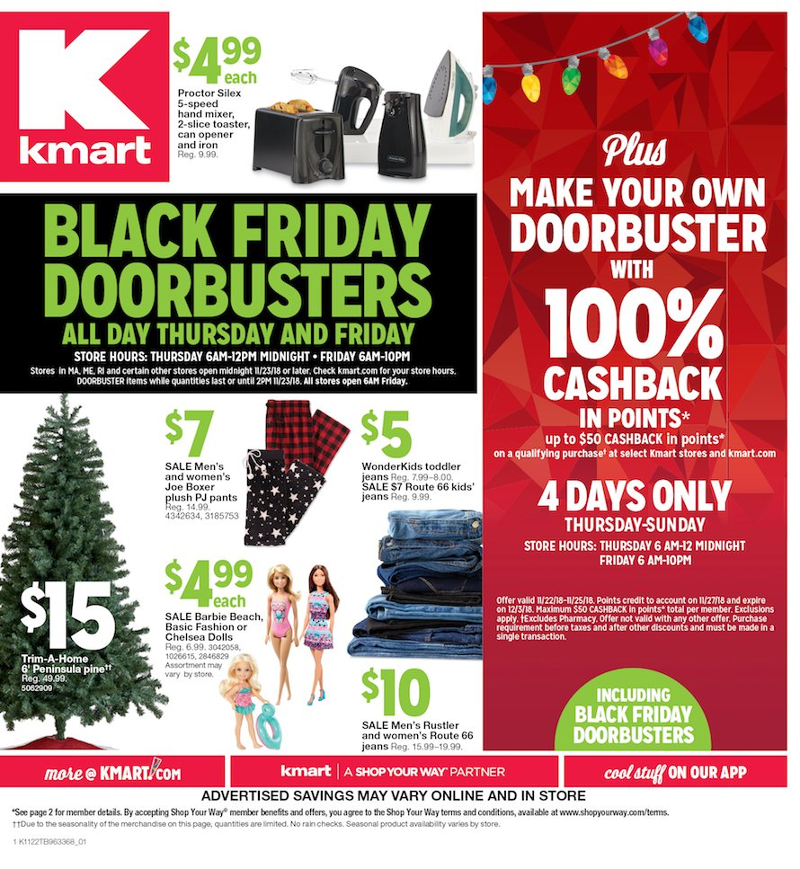 4e71d818017 Kmart Black Friday 2018 Ad, Deals and Sales - Savings.com