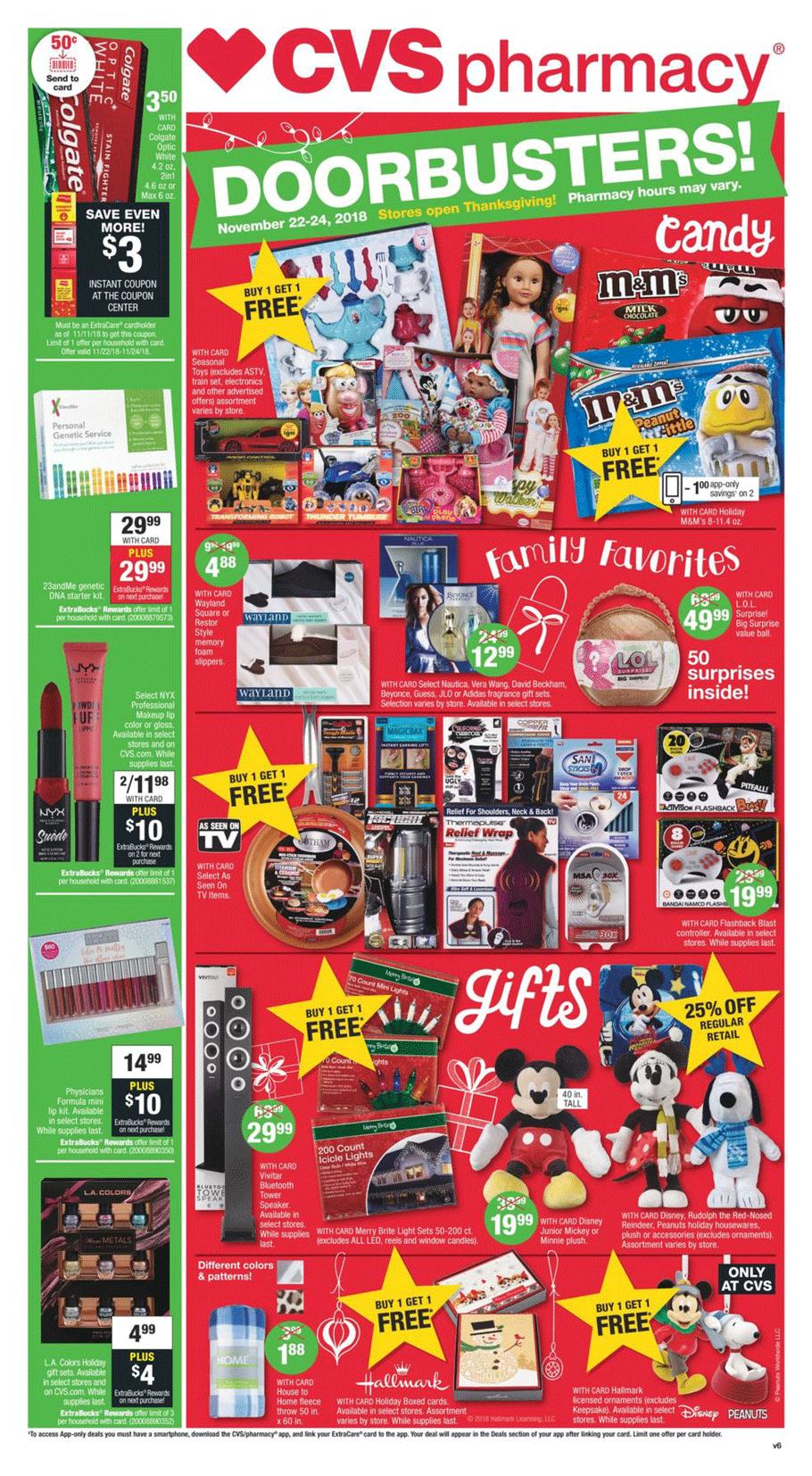 CVS Black Friday 2018 Ad, Deals and Sales - Savings com