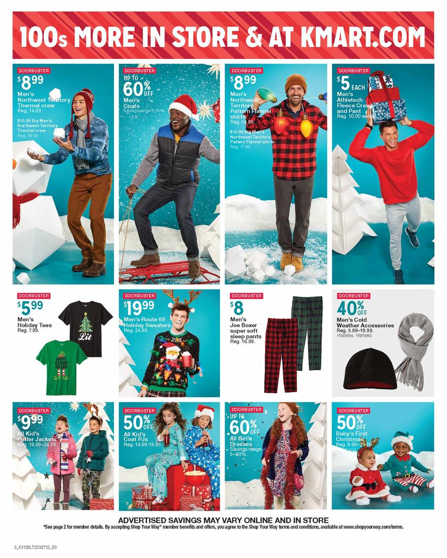 Kmart Black Friday 2019 Page 3