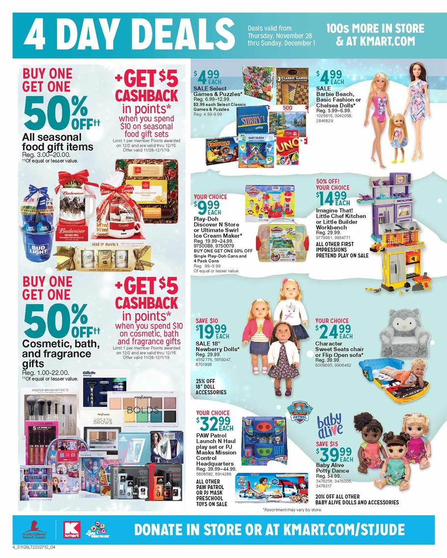 Kmart Black Friday 2019 Page 4