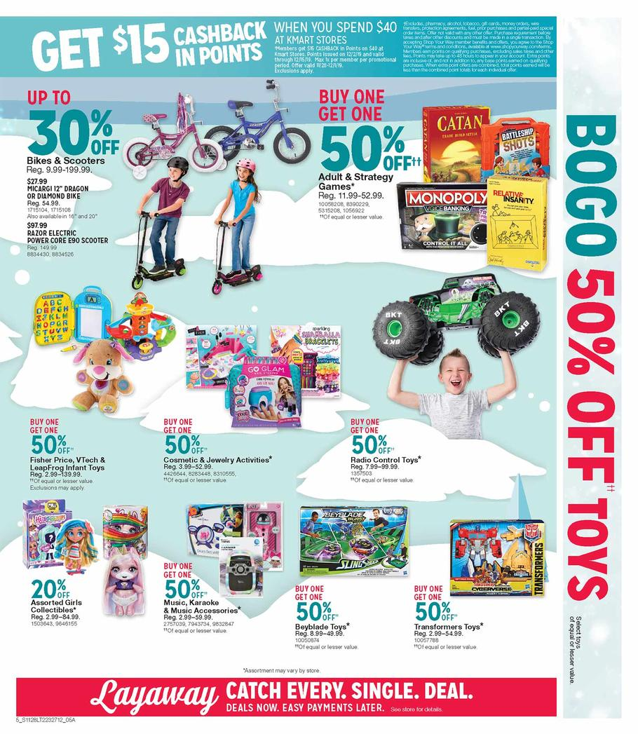 Kmart Black Friday 2019 Page 5