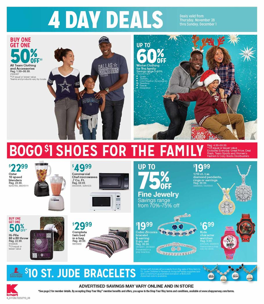 Kmart Black Friday 2019 Page 6
