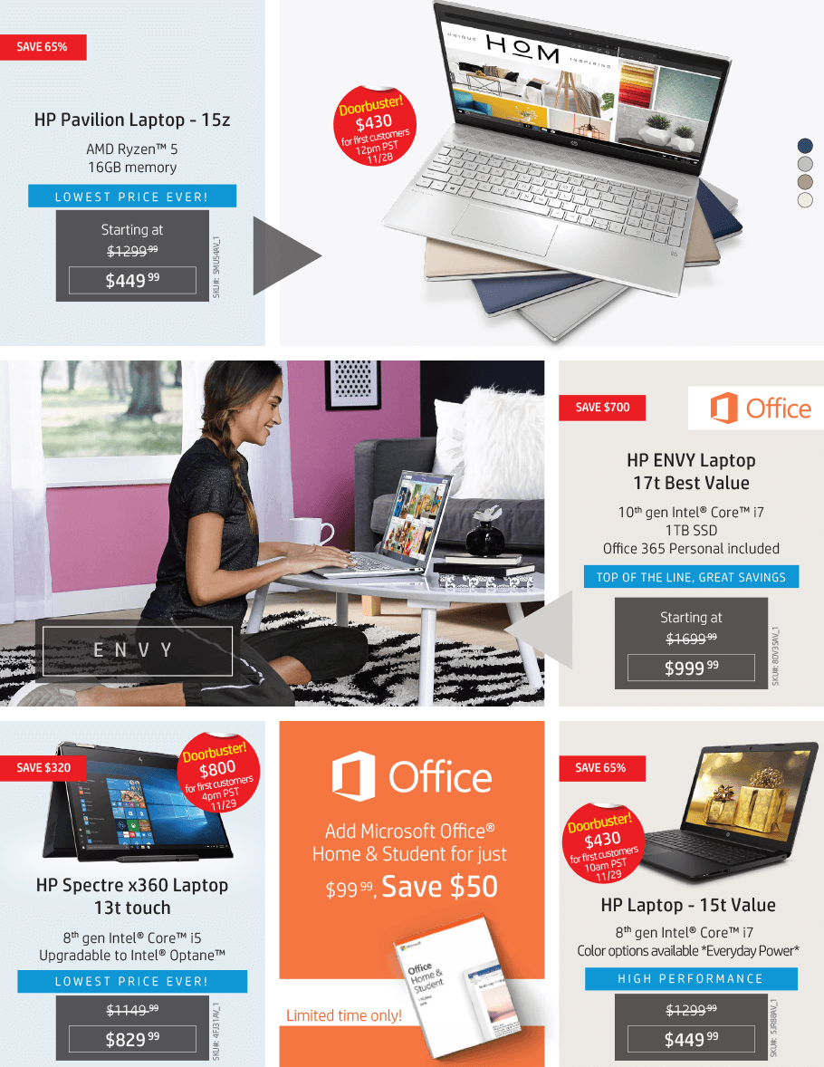 HP Black Friday 2019 Page 2
