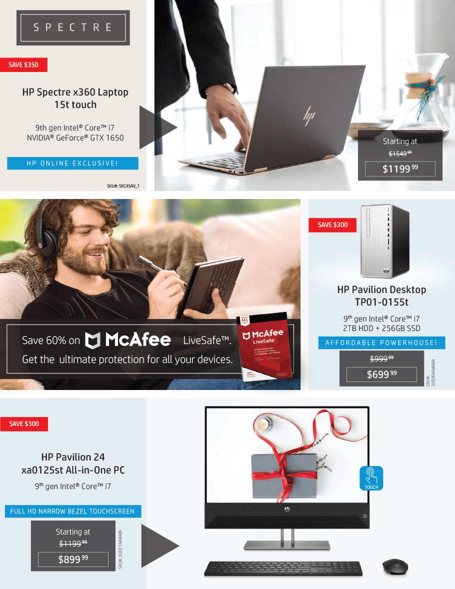 HP Black Friday 2019 Page 3