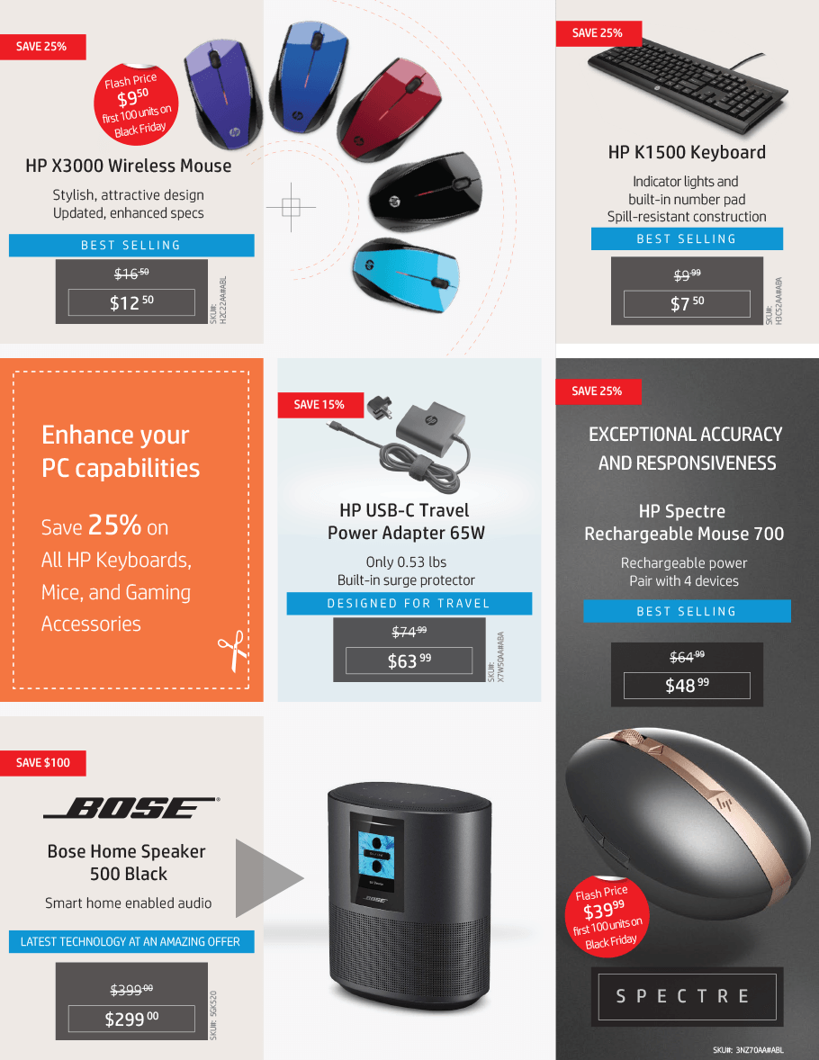 HP Black Friday 2019 Page 12