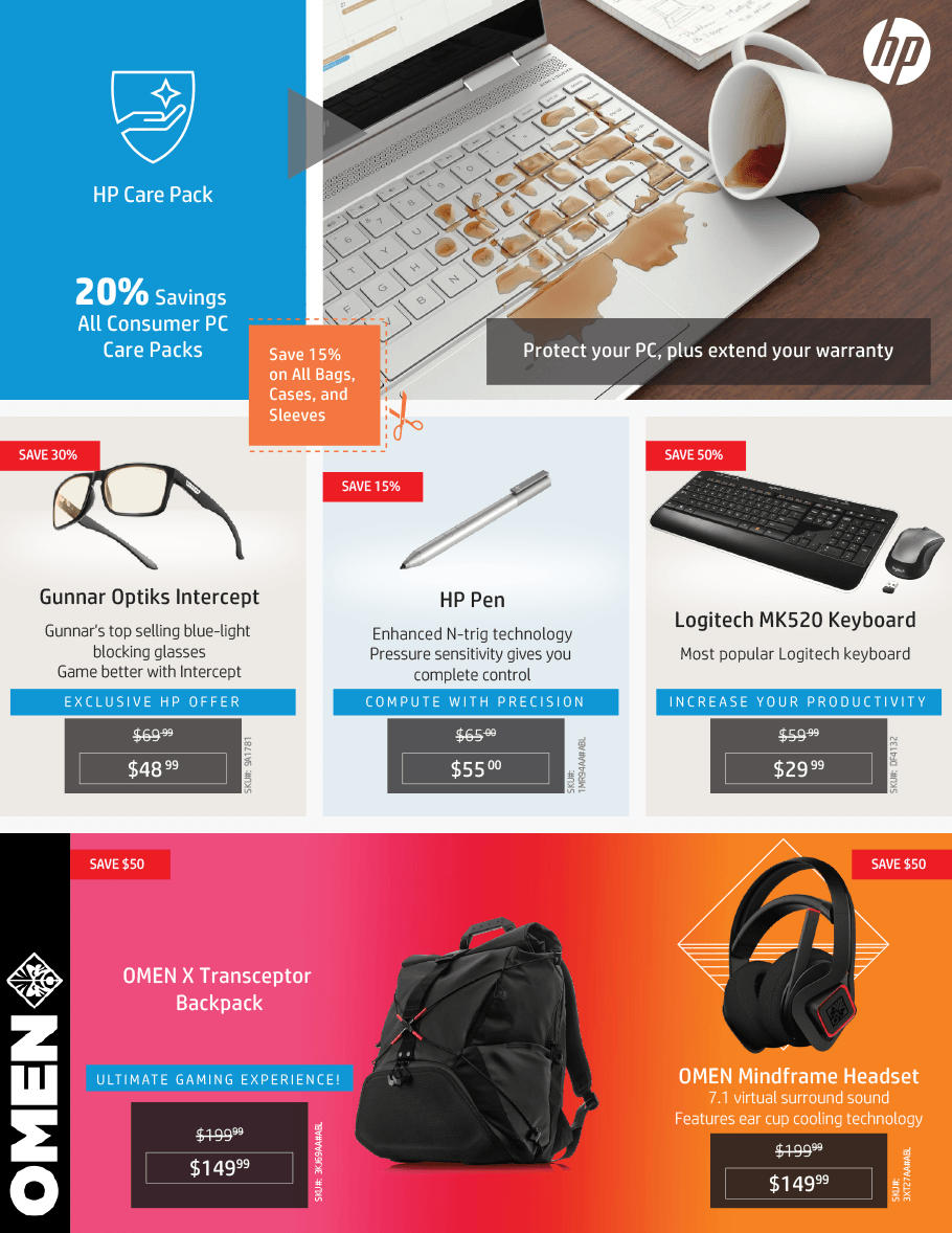 HP Black Friday 2019 Page 13