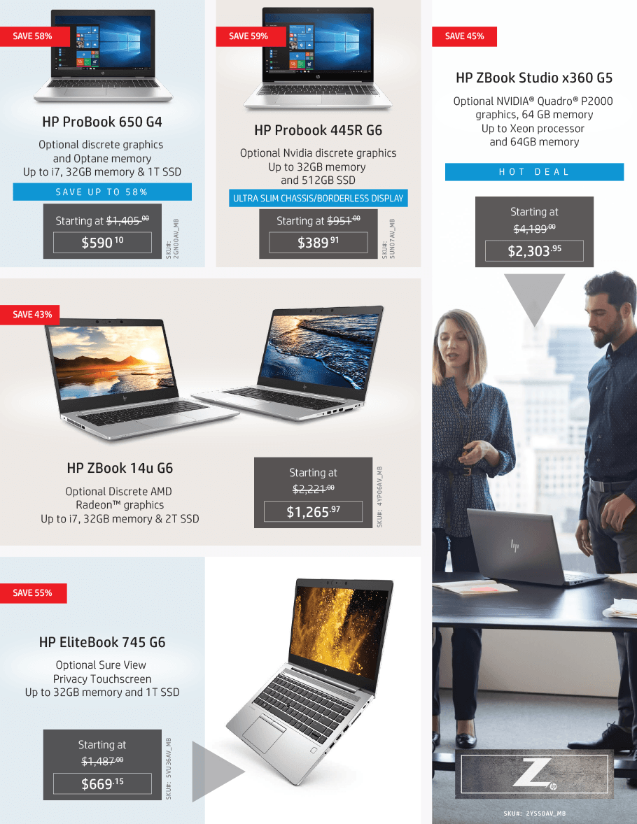 HP Black Friday 2019 Page 17
