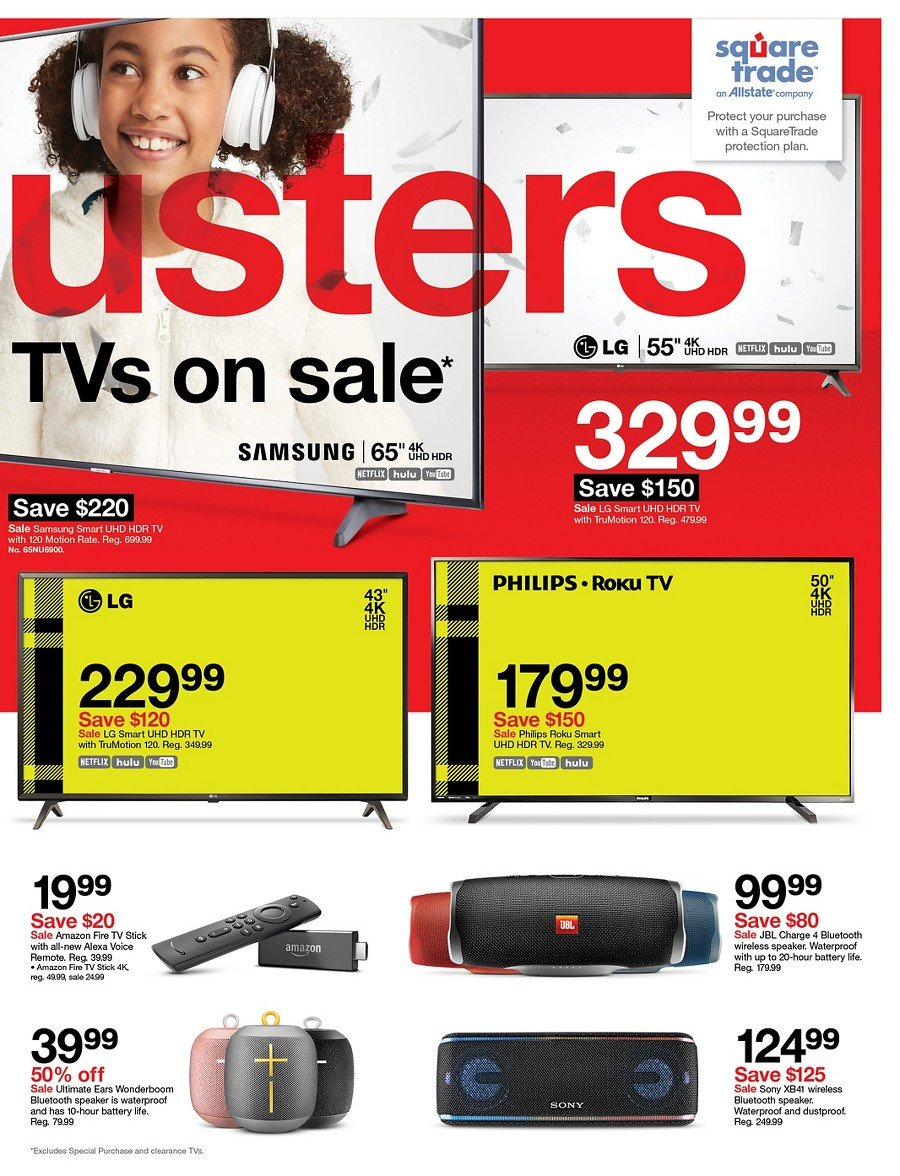 Target Black Friday 2019 Page 4