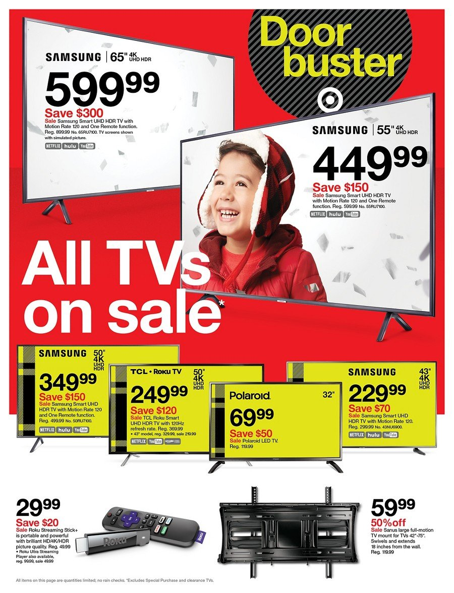 Target Black Friday 2019 Page 5