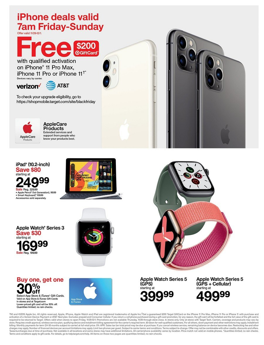 Target Black Friday 2019 Page 7