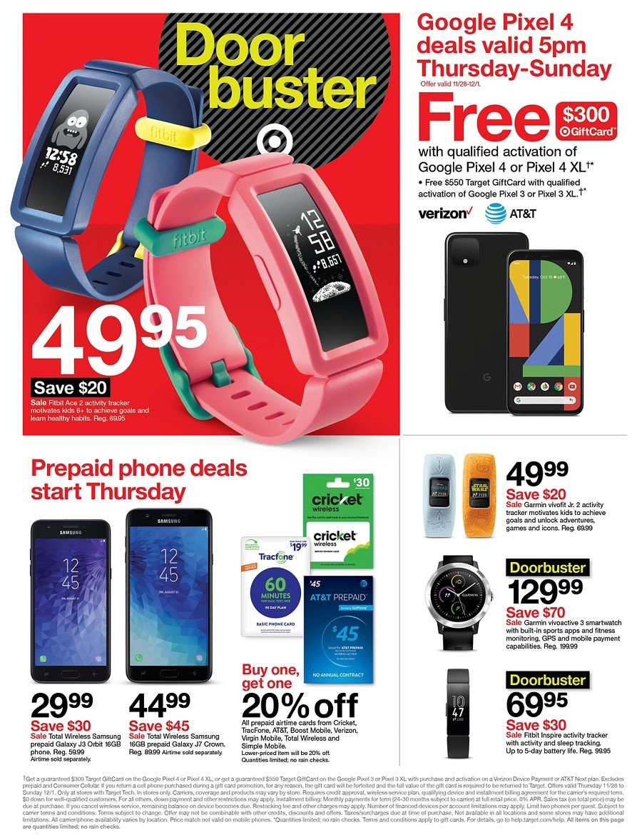 Target Black Friday 2019 Page 10