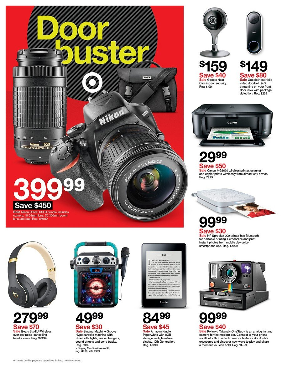 Target Black Friday 2019 Page 11