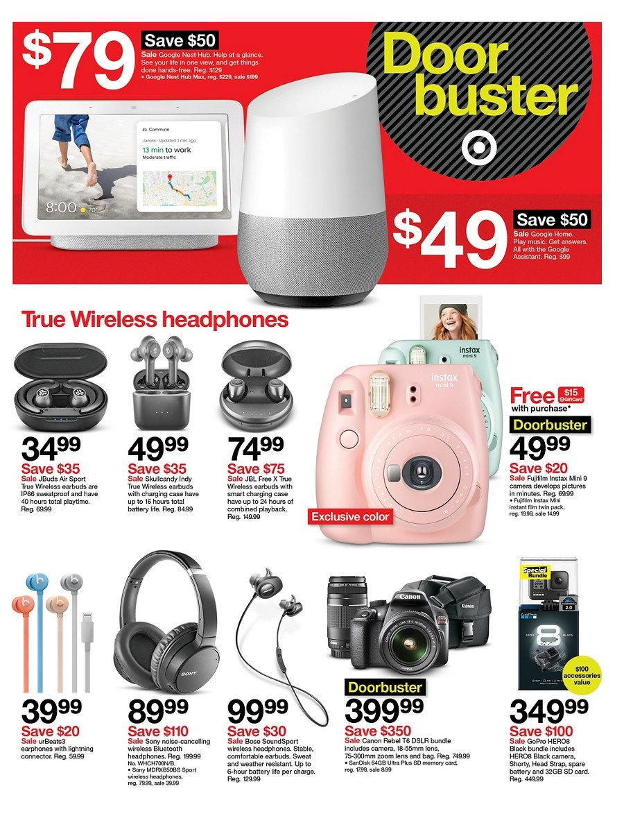 Target Black Friday 2019 Page 13