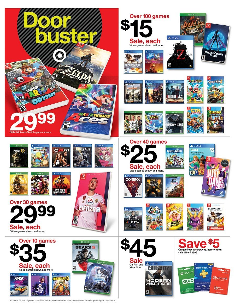 Target Black Friday 2019 Page 14