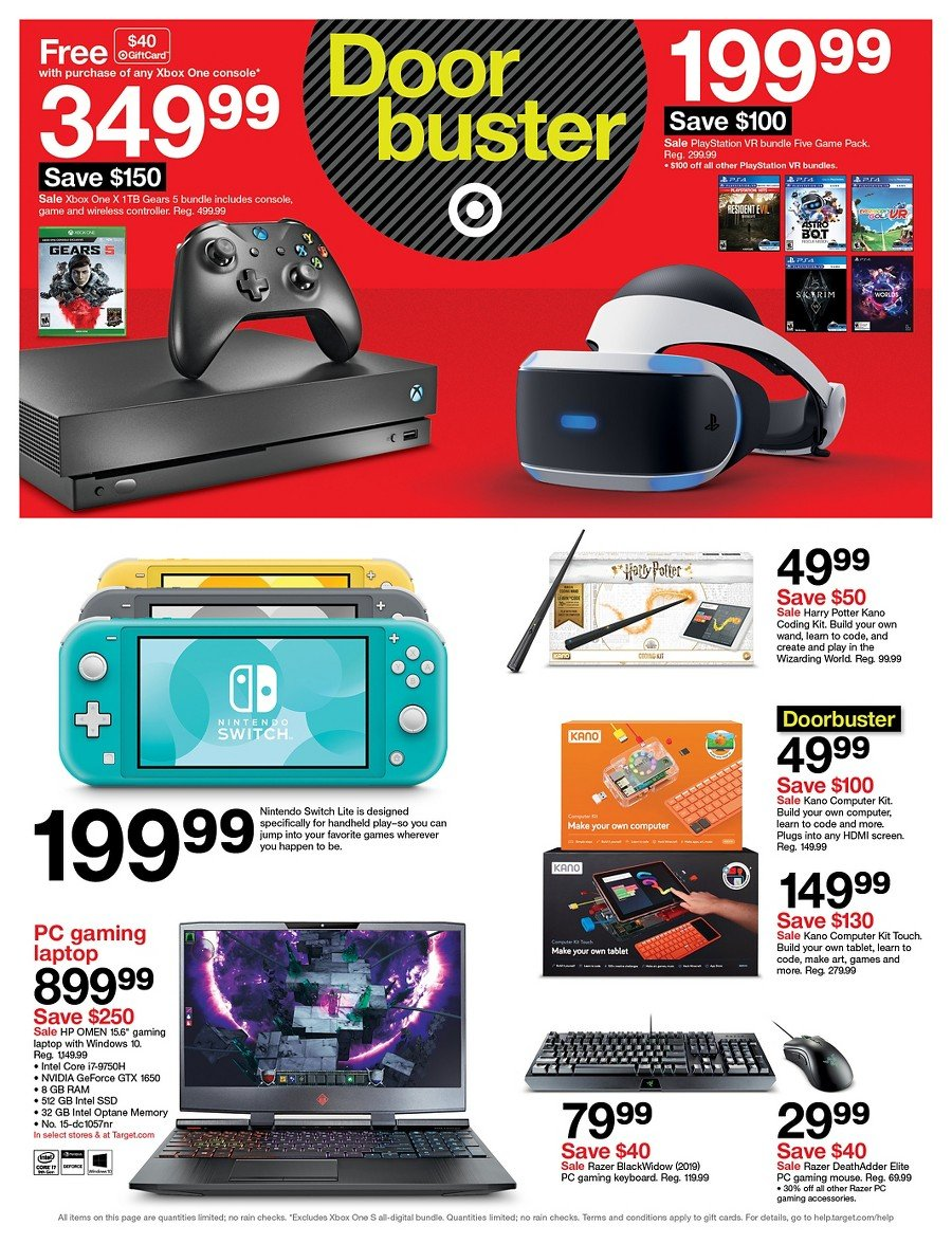 Target Black Friday 2019 Page 16
