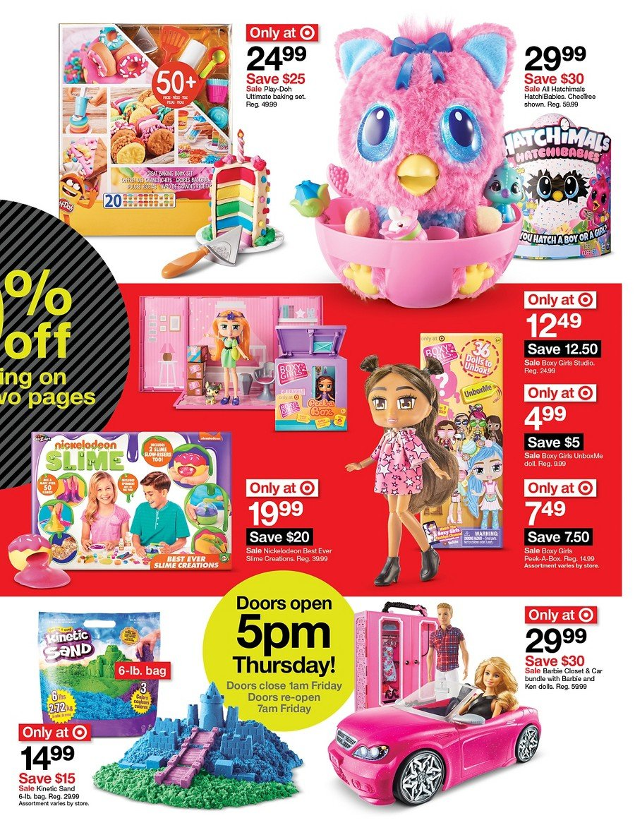 Target Black Friday 2019 Page 22