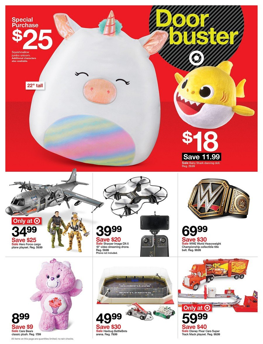 Target Black Friday 2019 Page 26