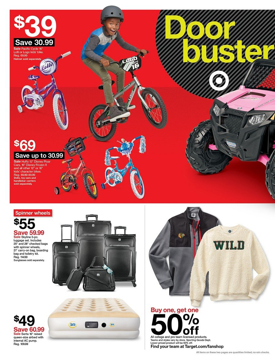 Target Black Friday 2019 Page 27