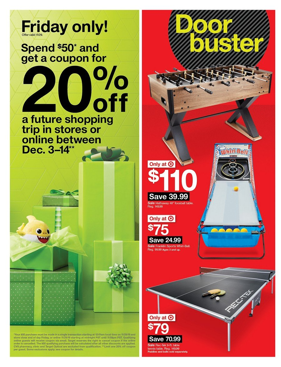 Target Black Friday 2019 Page 30