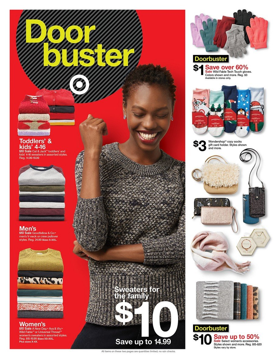 Target Black Friday 2019 Page 32