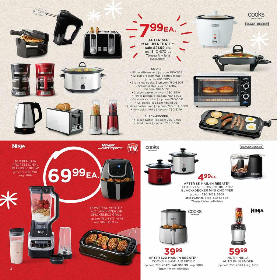 JCPenney Black Friday 2019 Page 2