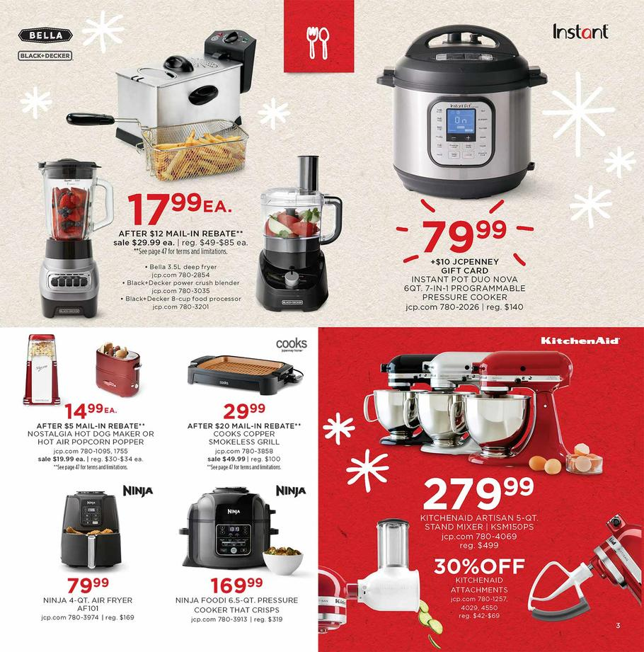 JCPenney Black Friday 2019 Page 3
