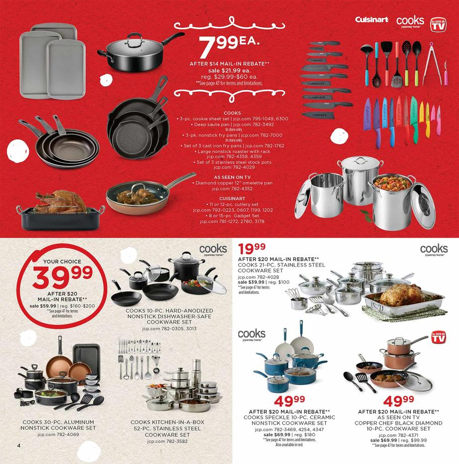 JCPenney Black Friday 2019 Page 4