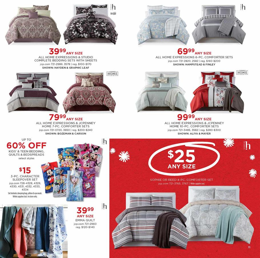 JCPenney Black Friday 2019 Page 11