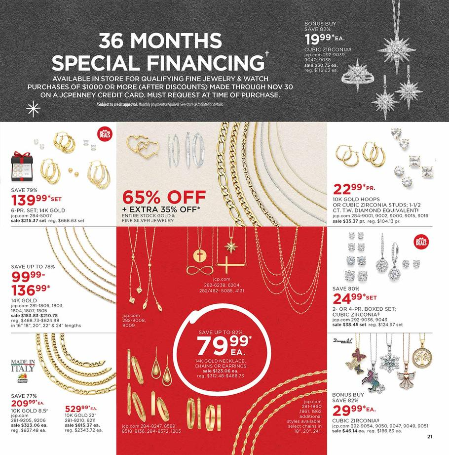 JCPenney Black Friday 2019 Page 21