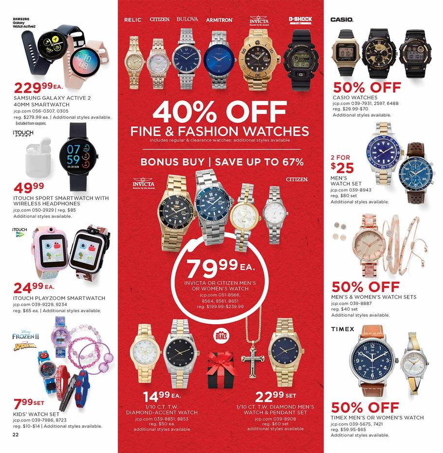 JCPenney Black Friday 2019 Page 22