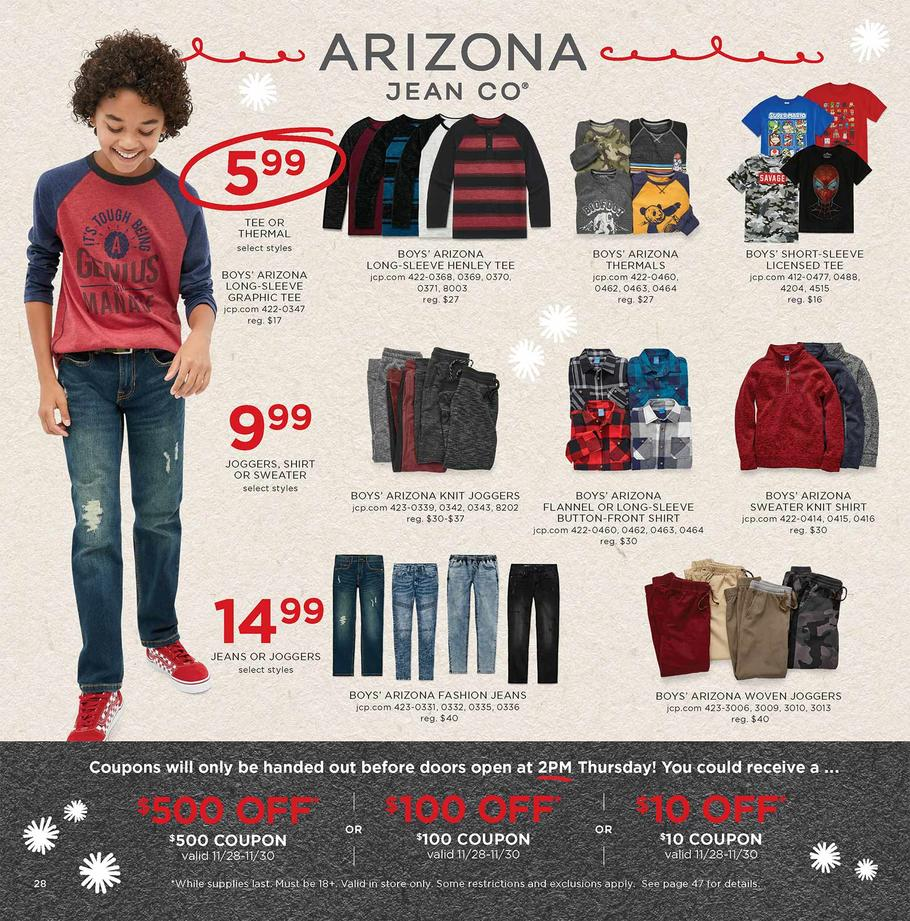 JCPenney Black Friday 2019 Page 28