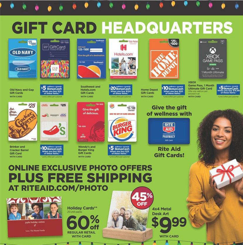 Rite Aid Black Friday 2019 Page 5