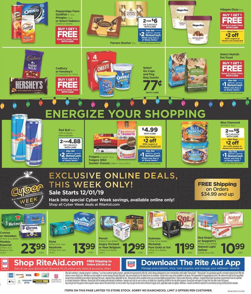 Rite Aid Black Friday 2019 Page 8