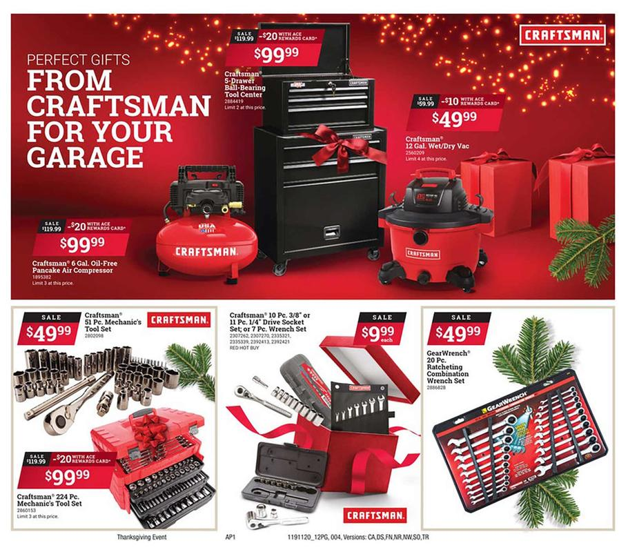 Ace Hardware Black Friday 2019 Page 4