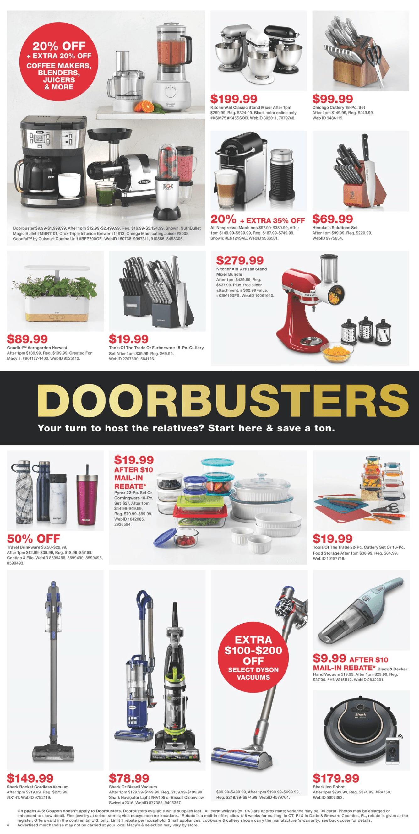 Macy's Black Friday 2019 Page 4