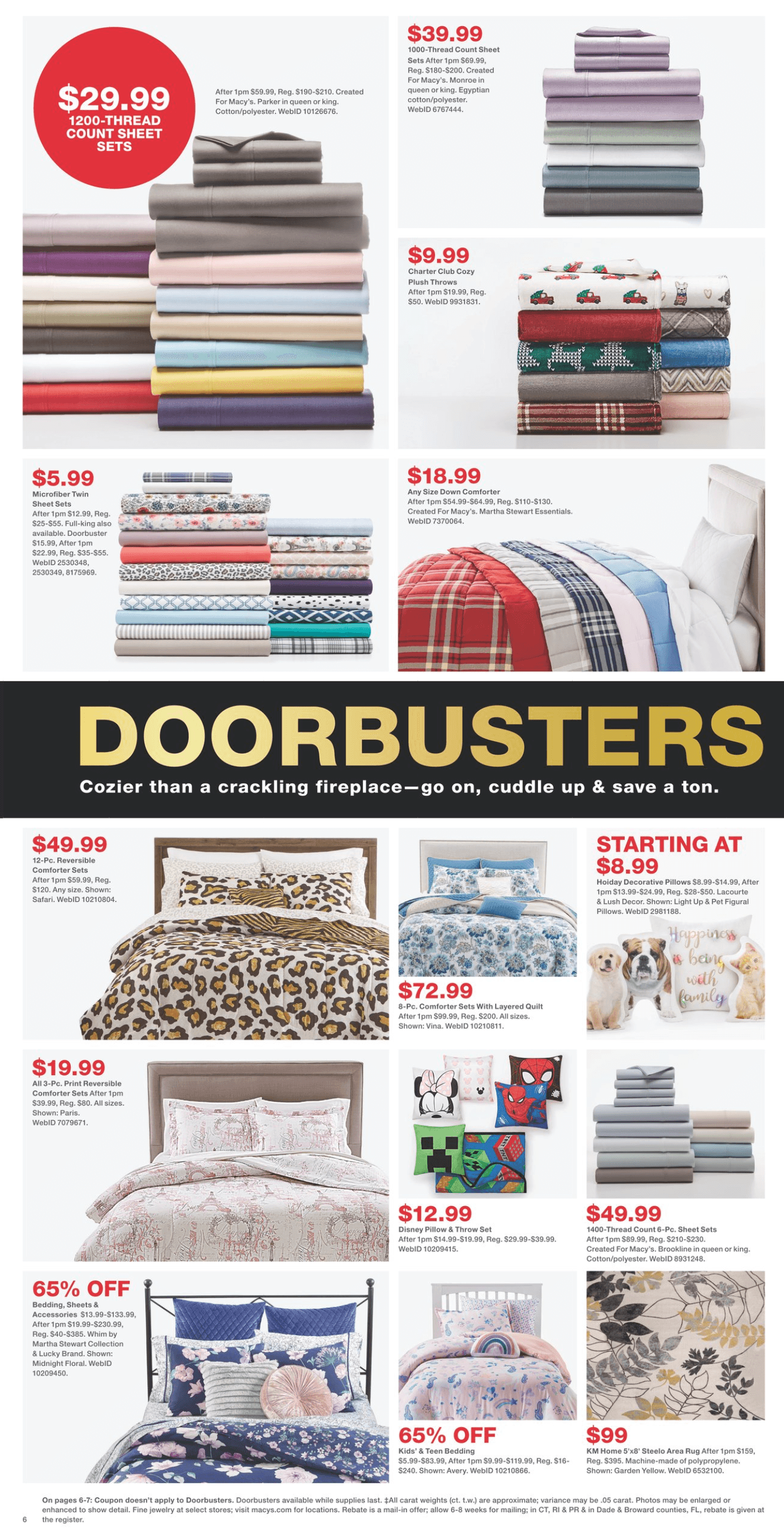 Macy's Black Friday 2019 Page 6