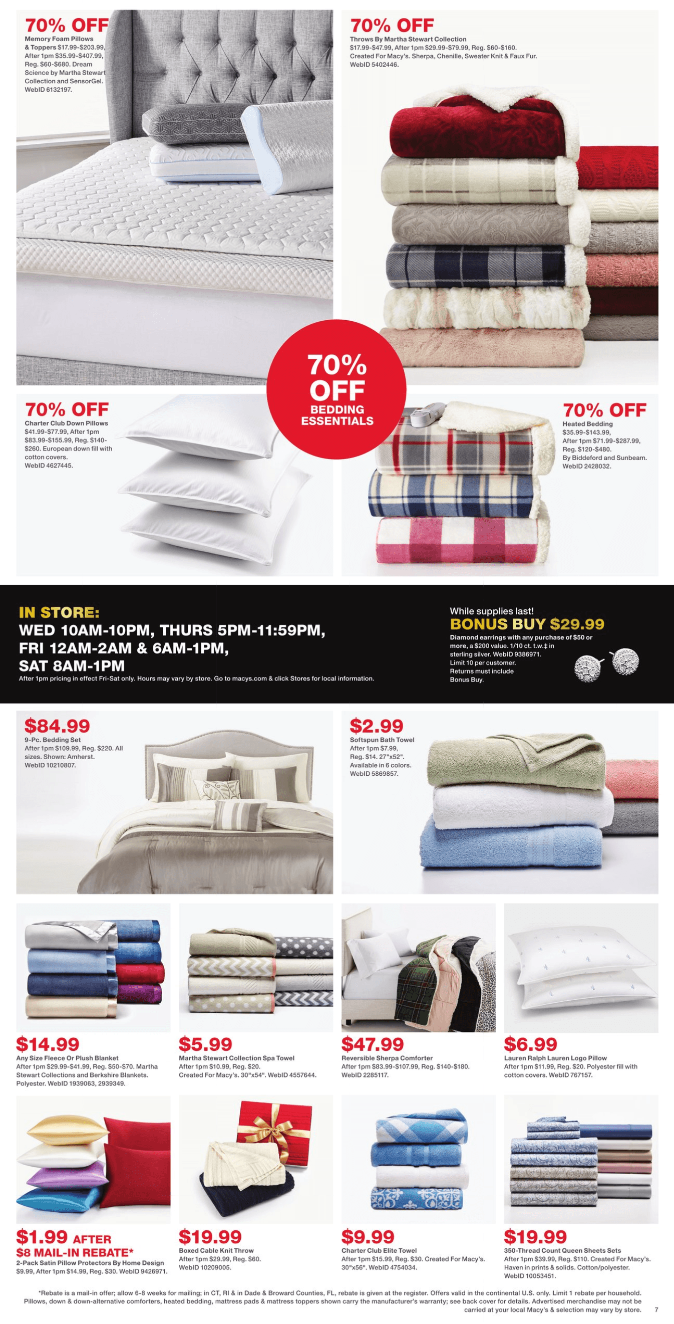 Macy's Black Friday 2019 Page 7