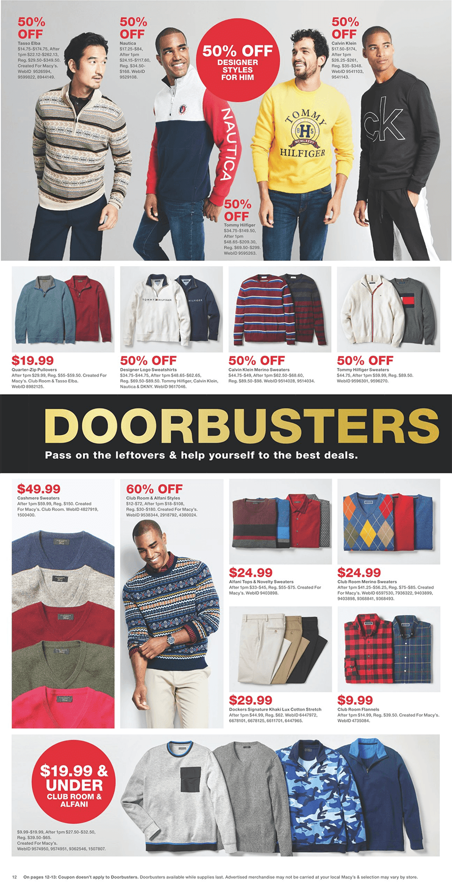 Macy's Black Friday 2019 Page 12