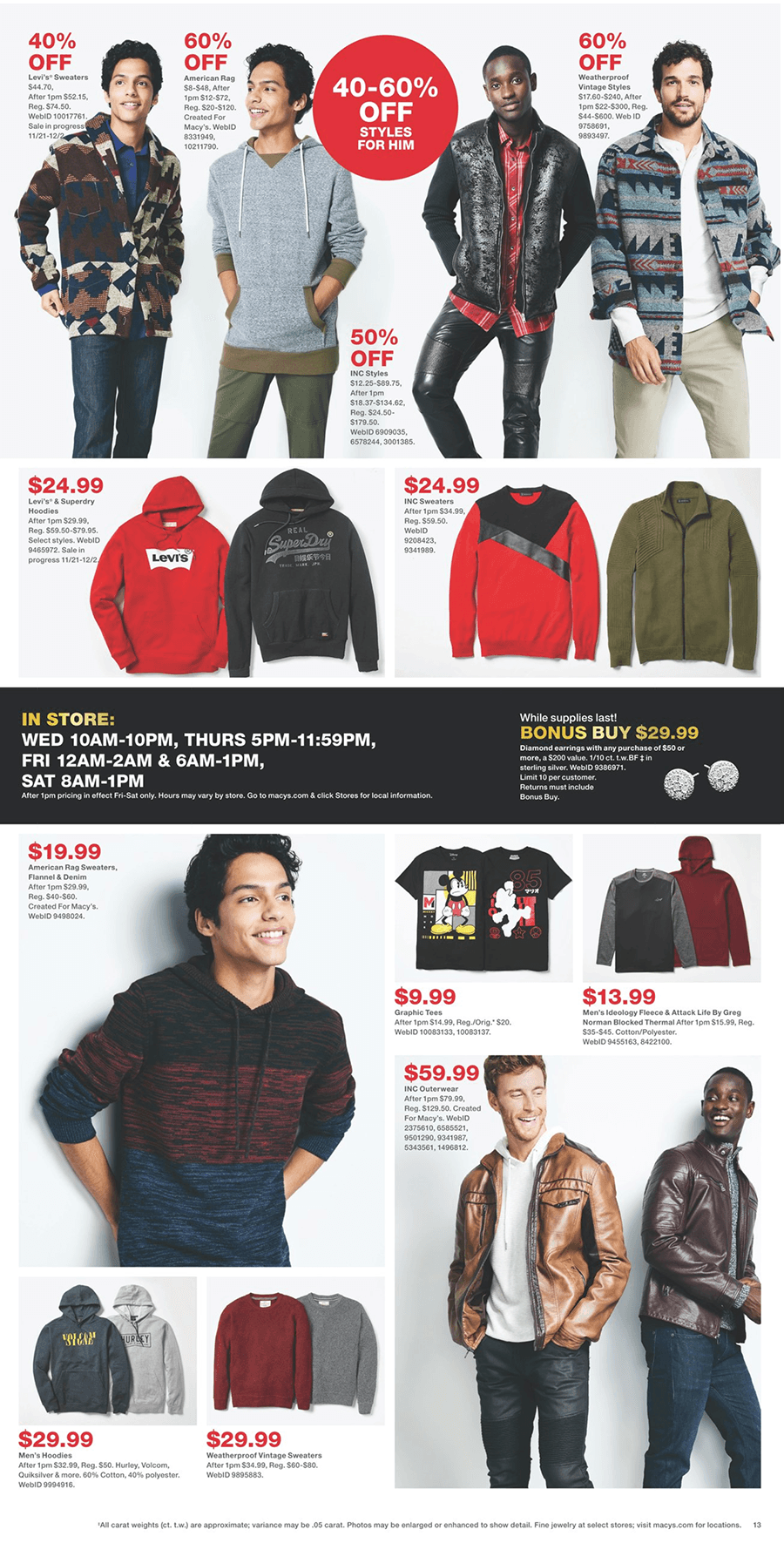 Macy's Black Friday 2019 Page 13