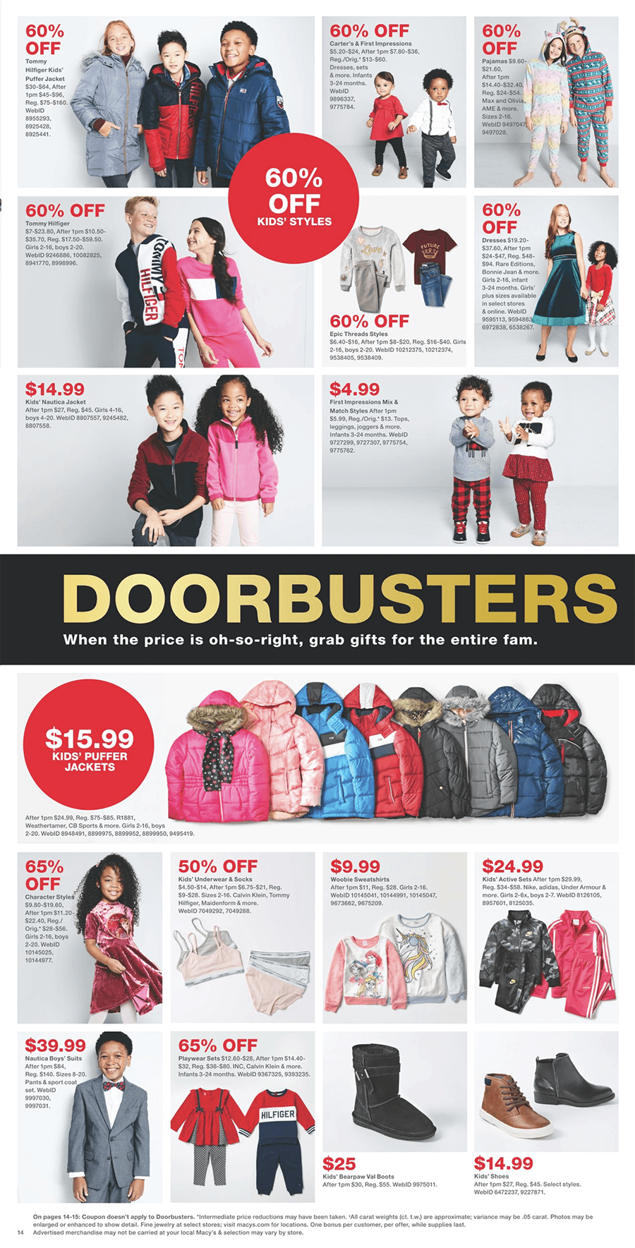 Macy's Black Friday 2019 Page 14