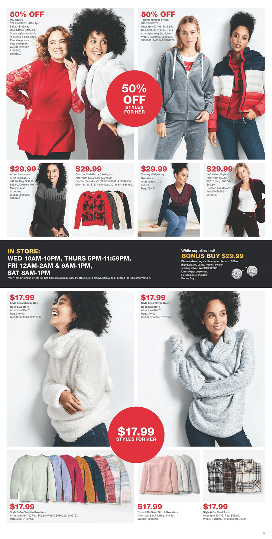 Macy's Black Friday 2019 Page 19