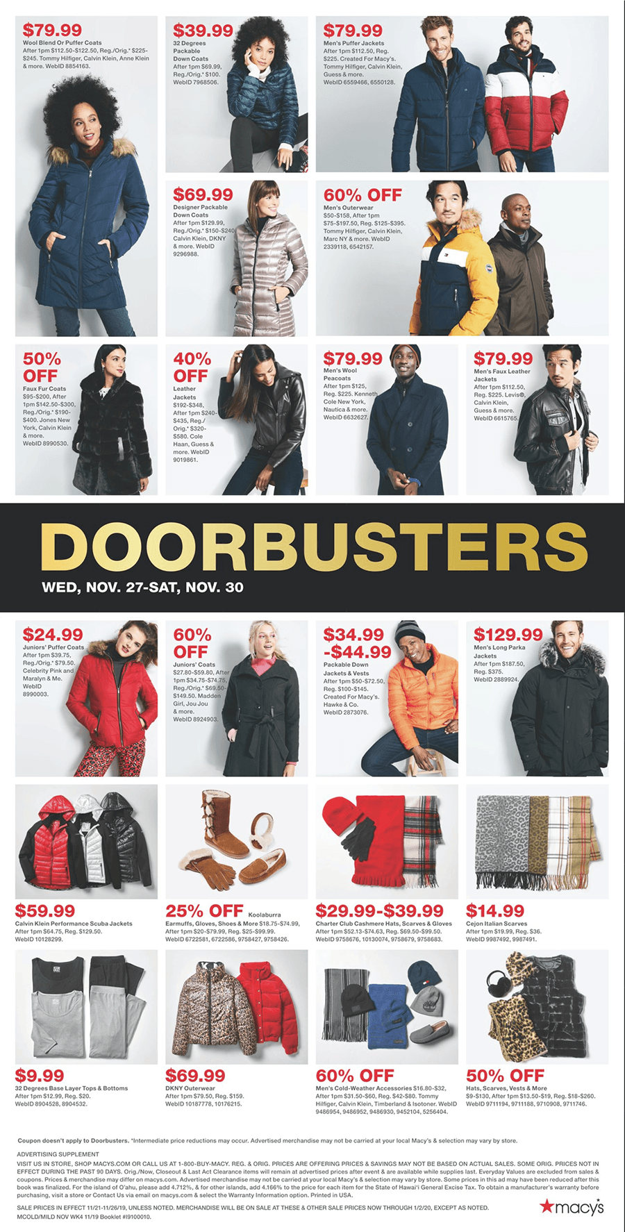 Macy's Black Friday 2019 Page 20