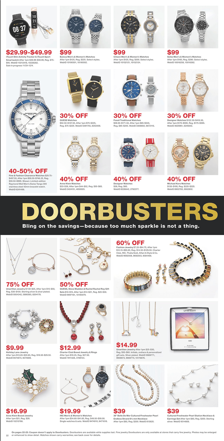 Macy's Black Friday 2019 Page 22