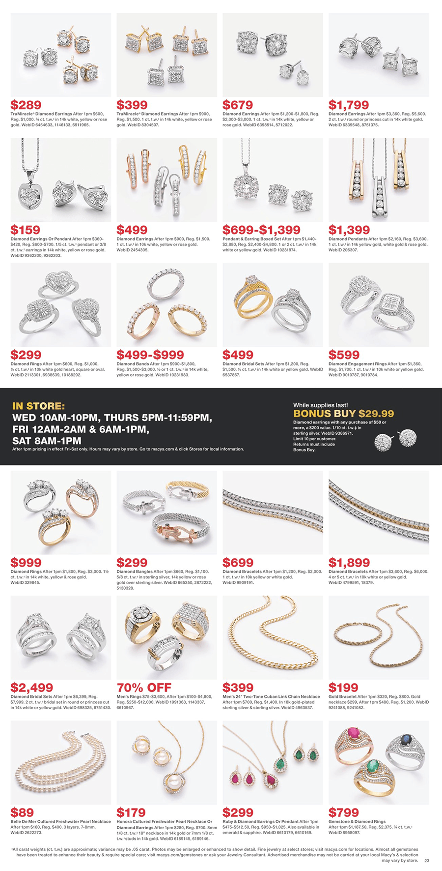 Macy's Black Friday 2019 Page 23