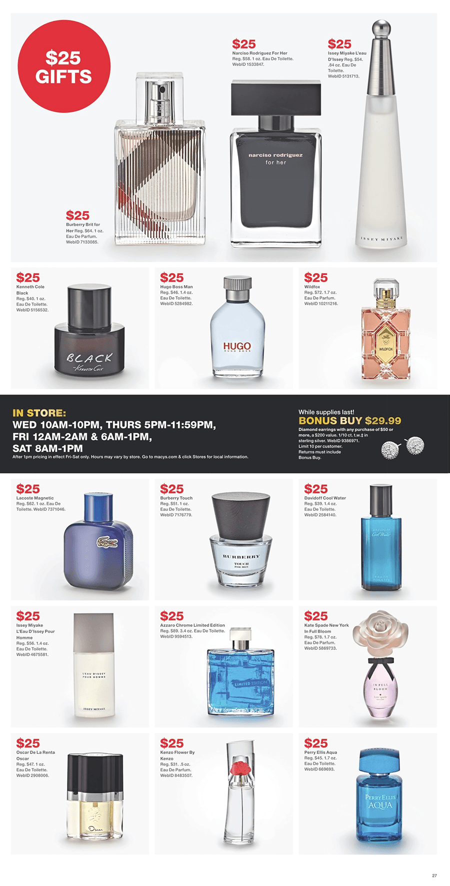 Macy's Black Friday 2019 Page 27