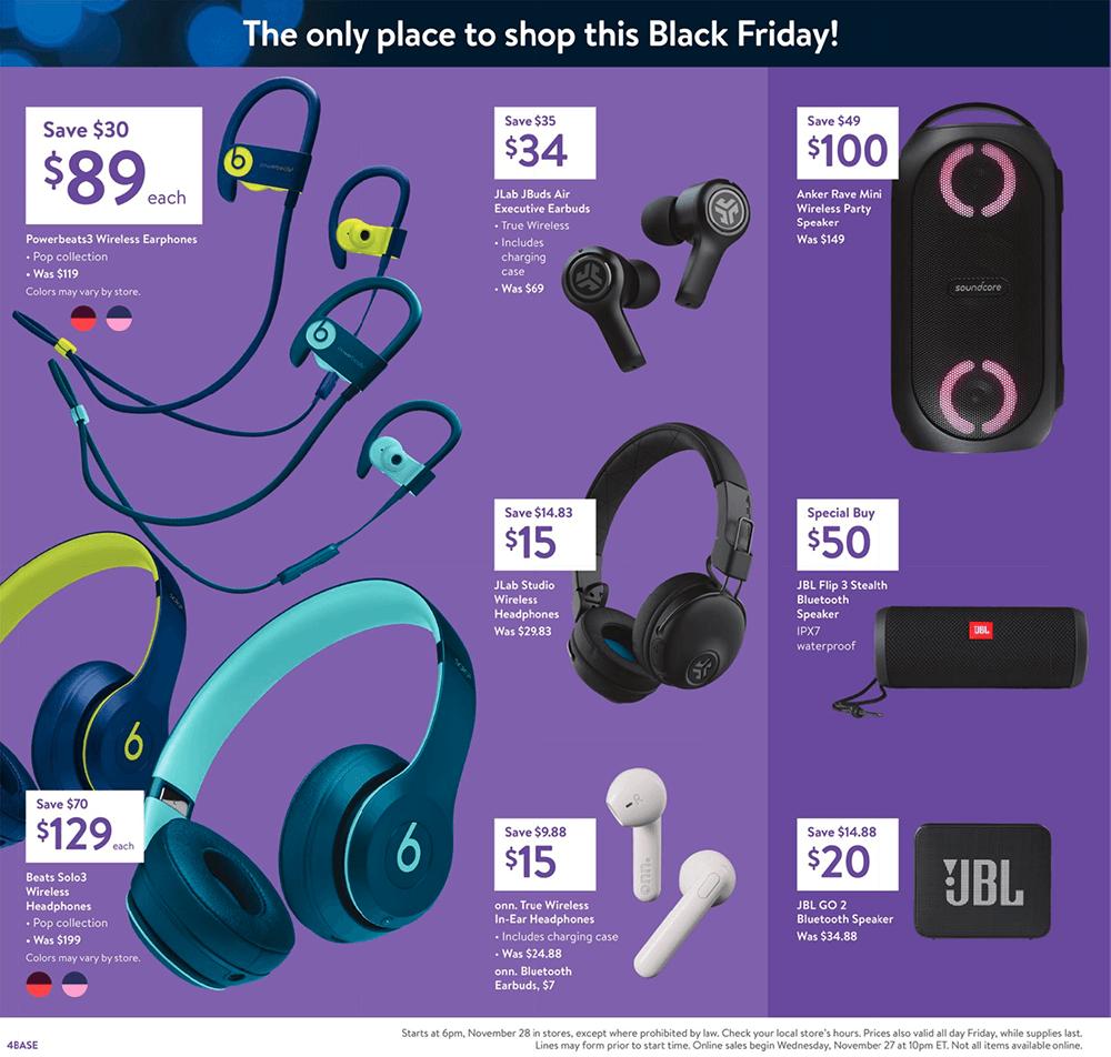Walmart Black Friday 2019 Page 5