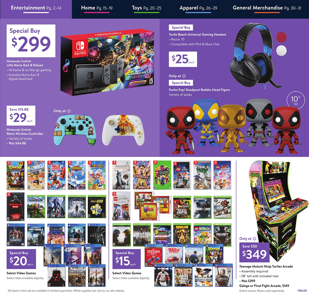 Walmart Black Friday 2019 Page 14