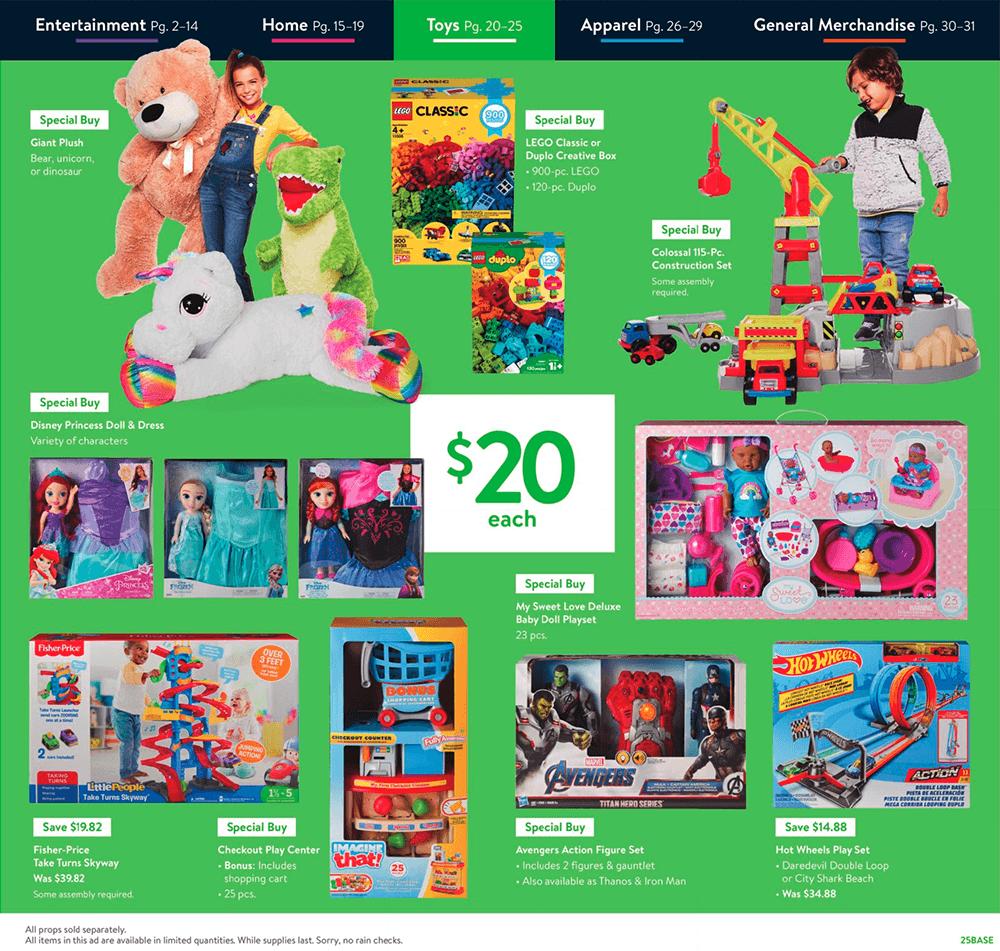 Walmart Black Friday 2019 Page 26