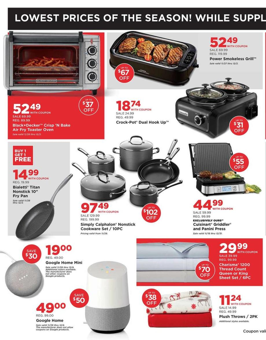 Bed Bath & Beyond Black Friday 2019 Page 2